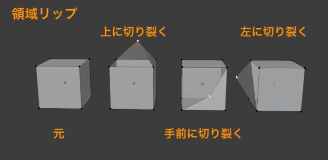 編集領域リップ例2